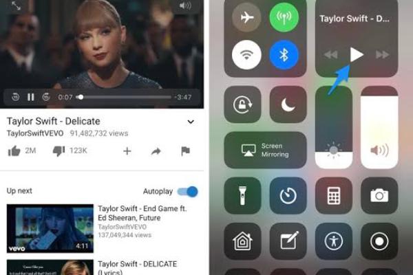 Cara Minimize Youtube Tanpa Aplikasi Di iOS