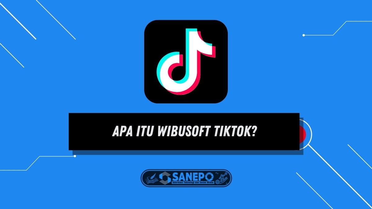 Apa Itu Wibusoft TikTok? Link Download dan Cara Membuat Tulisannya
