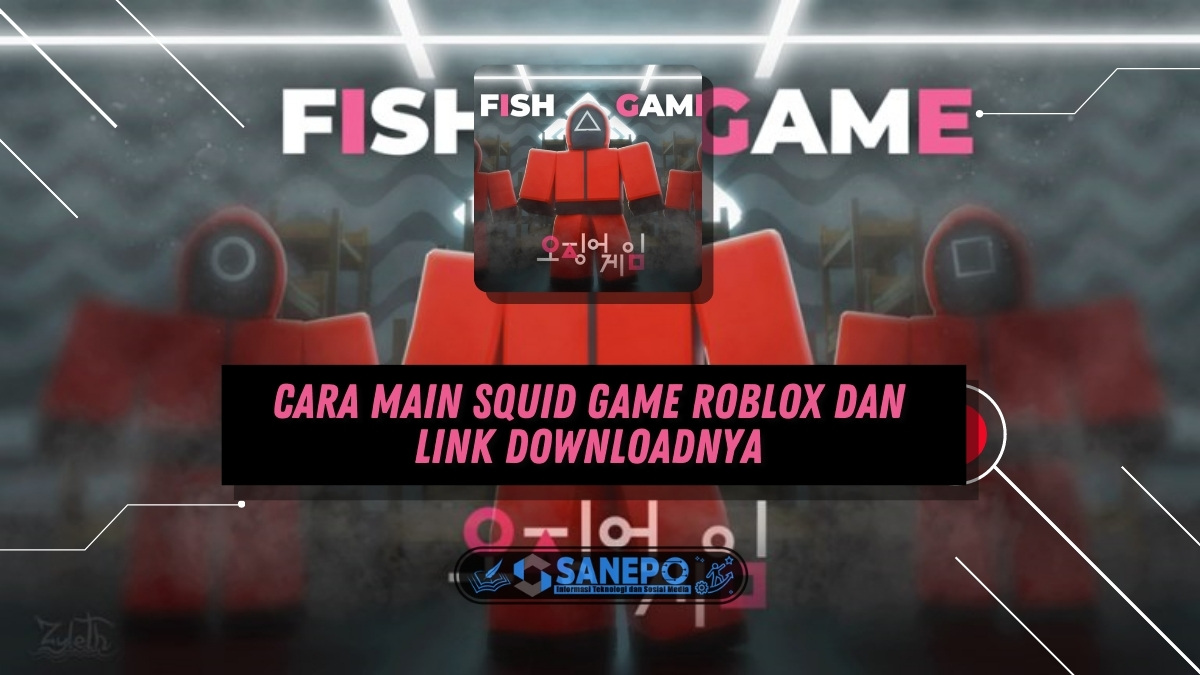 Cara Main Squid Game Roblox dan Link Downloadnya