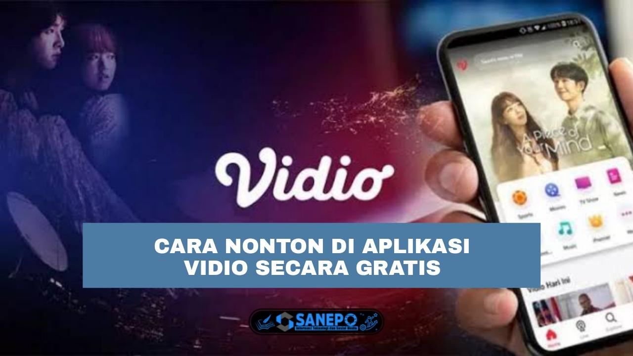 3 Cara Vidio Premier Gratis Dengan Voucher Dan Cara Menggunakan Voucher Vidio