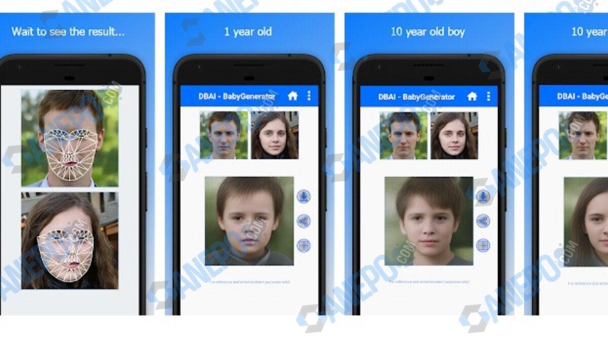 baby gen prediksi wajah bayi masa depan