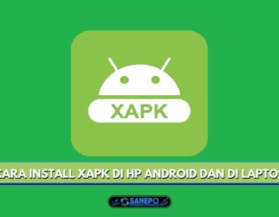 cara install xapk di hp android