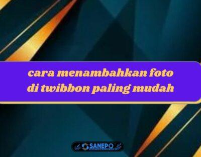 ara Menambahkan Foto Di Twibbon Dengan Mudah Bisa Lewat Picsart