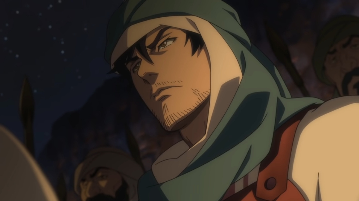Nonton the Journey Anime Sub Indo dengan Cerita Sejarah Arab Saudi